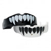 Tapout Mouthguard Adult Two Pack Fang Black & White