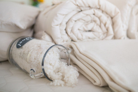 Caring For Your Wool Bedding