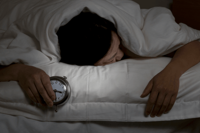 Tackling Stress-Related Insomnia