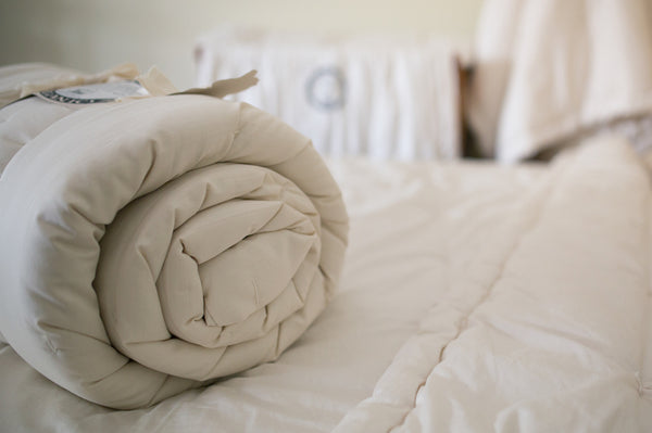 Wool Comforters: Here's How They Work