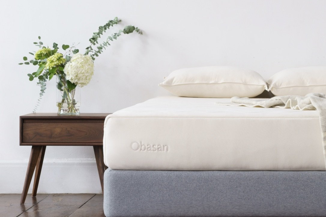 Organic mattresses available at Resthouse, Vancouver Island, Canada.