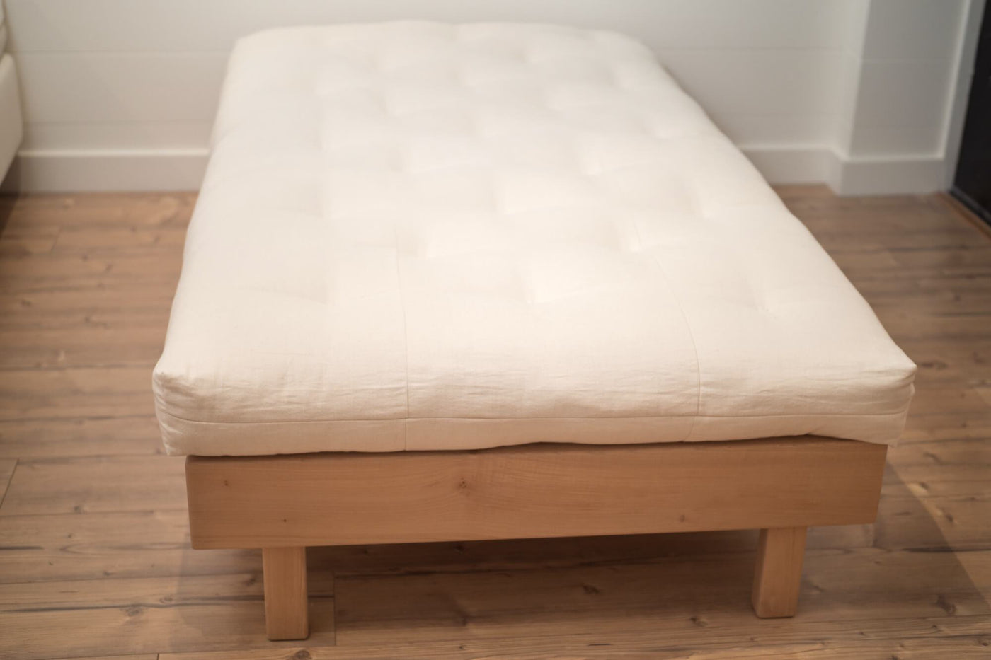 Shikibutons and futons. Organic and natural mattresses at Resthouse Sleep Solutions.