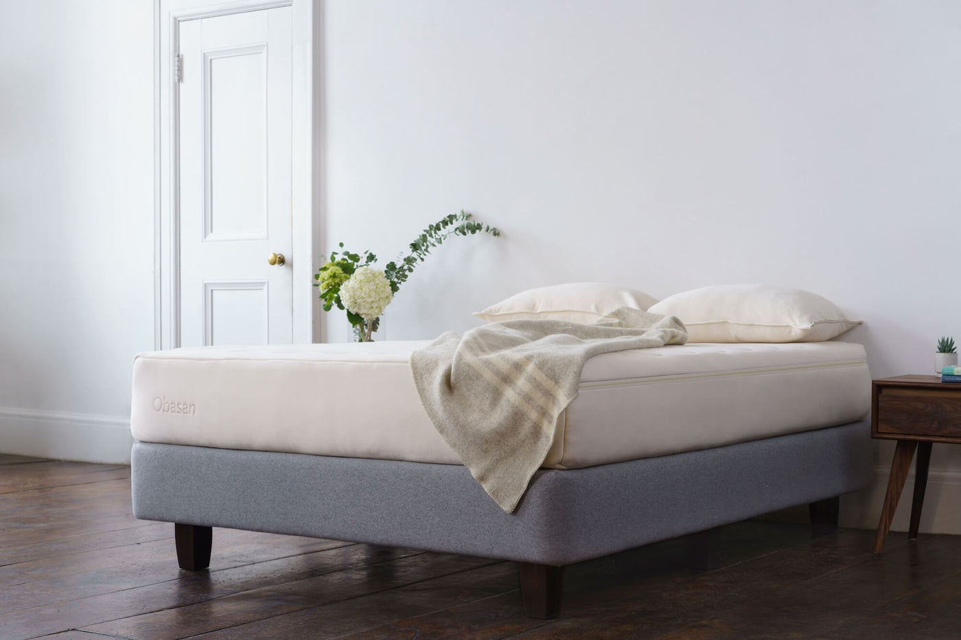 Obasan Mattresses. Made in Canada. Organic mattresses made with the highest quality organic materials.