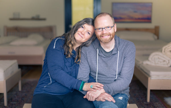 Dawn Howlett and Chris Manley - Resthouse Sleep Solutions, Duncan, BC, Canada