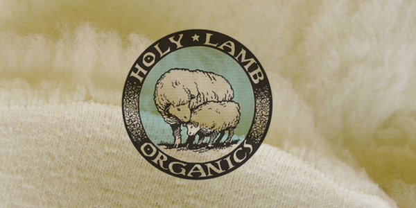 Holy Lamb Organics - natural bedding products - available at Resthouse Sleep Solutions, Vancouver Island, Canada