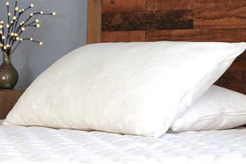 Organic Kapok Pillows - The perfect alternative to down pillows