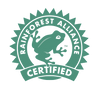 Rainforest Alliance Certified Seal