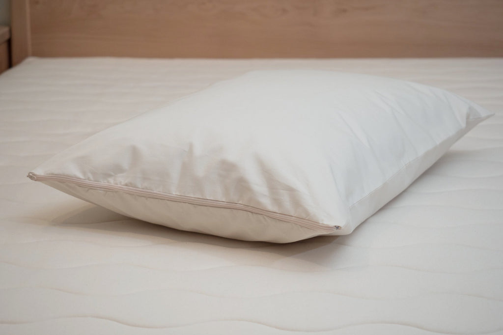280 TC Organic Cotton Allergy Pillow Encasement