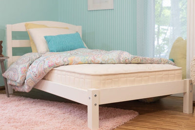 2-in-1 Organic Kids' Mattress by Naturepedic