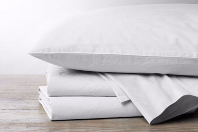 Organic Cotton Percale Sham by Coyuchi - 300 Thread Count Organic Shams