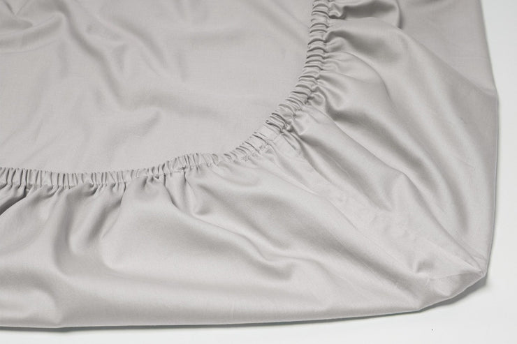 300 TC Organic Cotton Crib Sheet