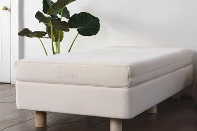 "Obasan 6"" Mattress - Organic Mattresses for Children and Lightweight Adults"