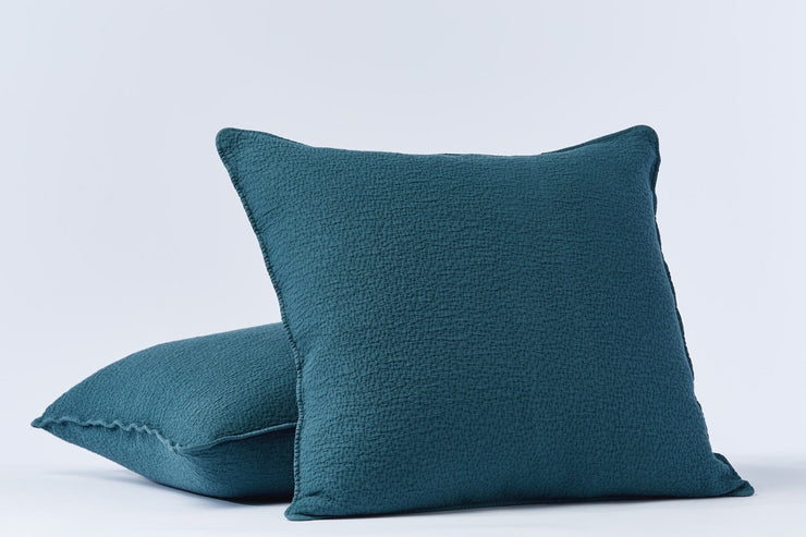 Organic cotton pillow shams from Resthouse
