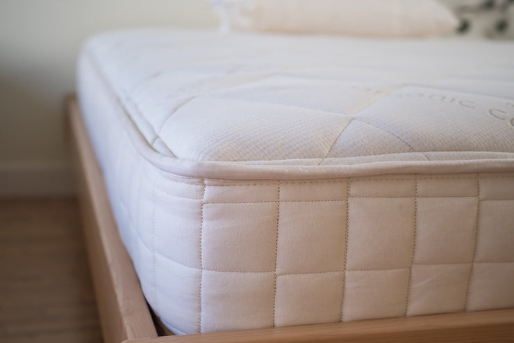 100% Certified organic mattress at just the right price