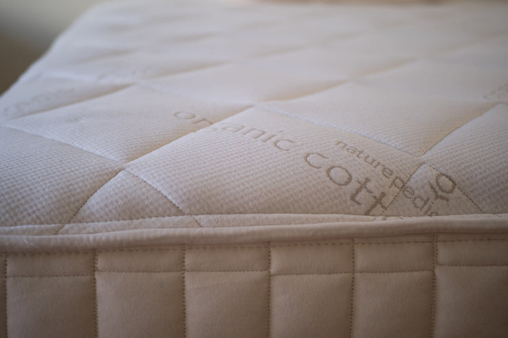 Chorus Organic Mattress by Naturepedic available at Resthouse Sleep Solutions, Vancouver Island