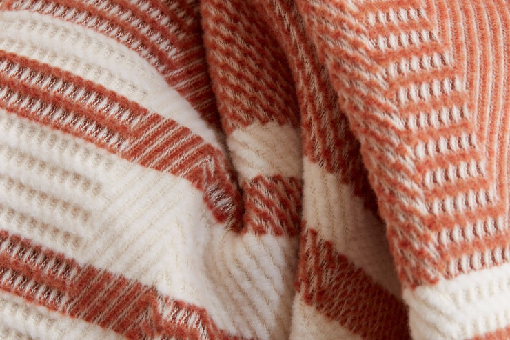 Quality organic throws and blankets - woven in Germany