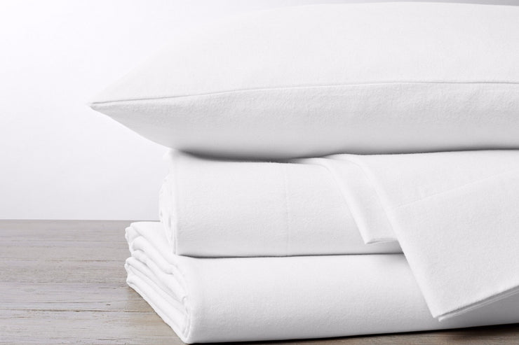 Cozy Organic Flannels Sheets by Coyuchi - Available in Canada