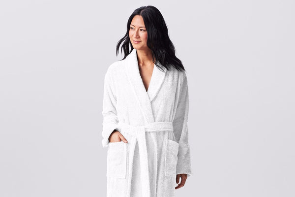 Cloud Loom Organic Cotton Robe