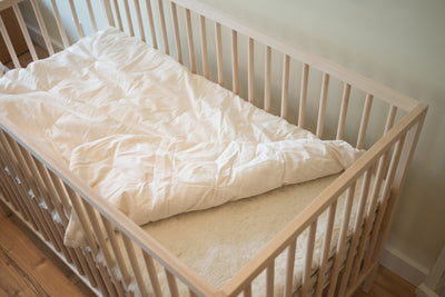 Cool Comfort Crib Comforter by Holy Lamb Organics - Resthouse Sleep Solutions
