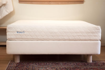 "Irusu 9"" Mattress made exclusively for Resthouse Sleep Solutions - Organic bedding products in Canada"