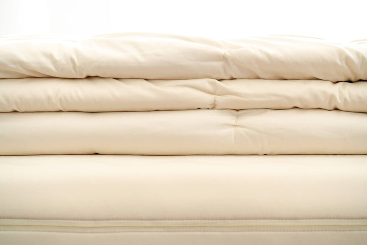 Organic Wool Comforters - Light Weight, Medium Weight or Heavy Weight