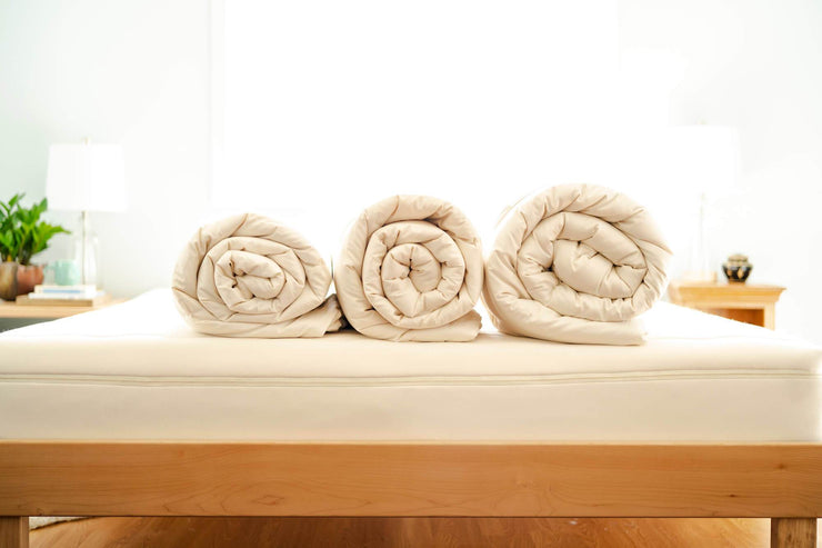 Premium Eco Wool Comforter by Holy Lamb Organics - Available at Resthouse Sleep Solutions