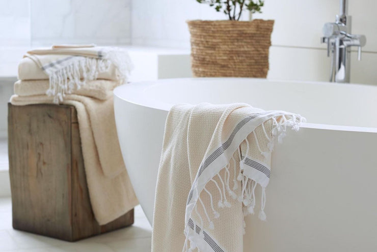 Mediterranean Cotton Towels
