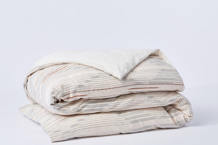 100% organic cotton duvets