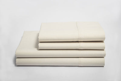 Organic Cotton Sateen Sheets by Naturesoft