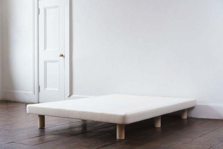 Obasan Premium Bed Foundations are hand crafted with the finest Quebec FSC wood