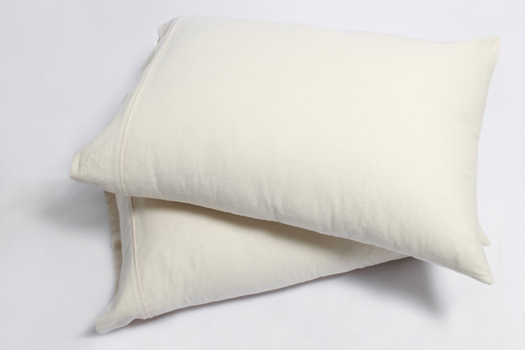 100% organic cotton flannel pillowcases