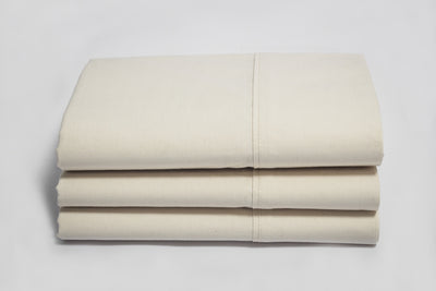 Organic Cotton Percale Pillowcases by Naturesoft