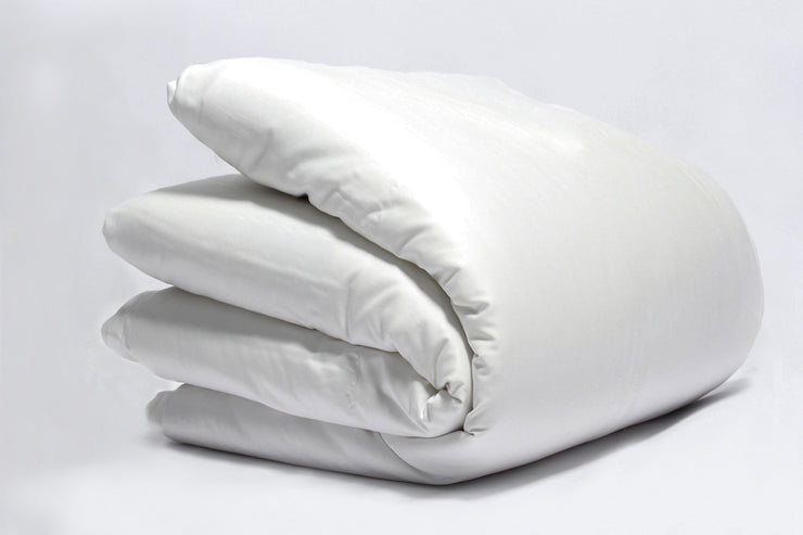 Luxurious duvets made with 100% GOTS certified organic cotton