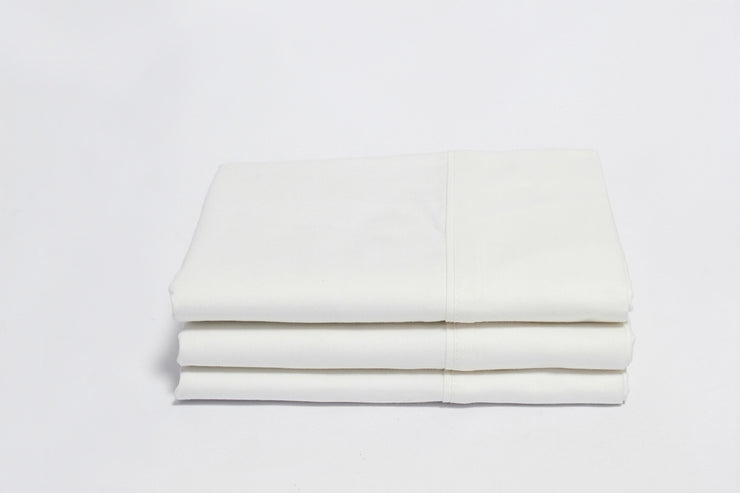 Durable and breathable cotton sateen pillowcases - Available at Resthouse