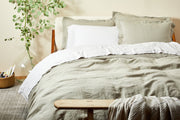 Coyuchi Linen Duvets - Available in Canada