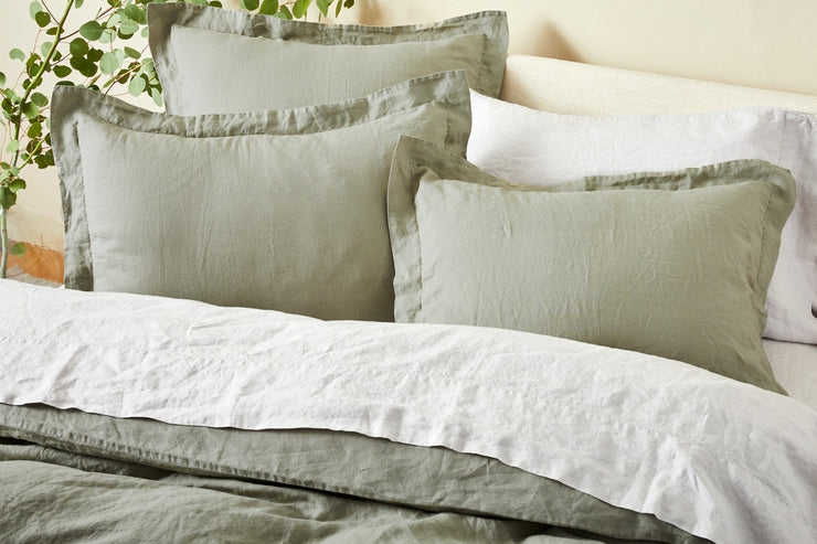 Luxurious organic bedding products from Resthouse