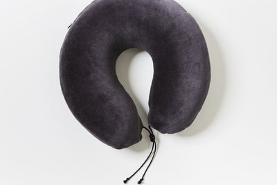 Organic Latex Travel Pillow by Coyuchi