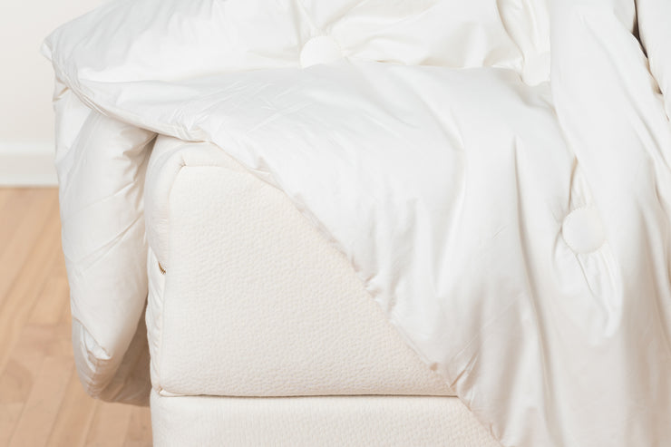 Medium Weight Organic Comforter - Made in British Columbia