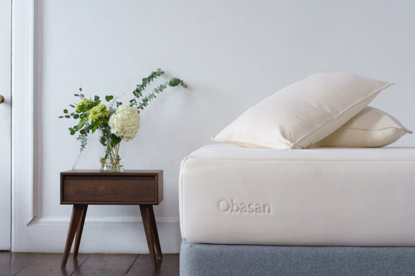 Organic Shredded Latex Pillow by Obasan