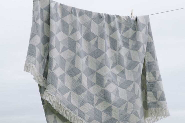 Pismo Organic Cotton Blankets at Resthouse - Available in Canada