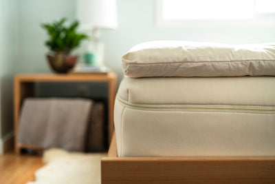 Premium Eco Wool™ Mattress Topper