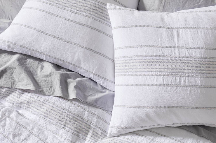 Organic pillow shams from Resthouse Sleep Solutions