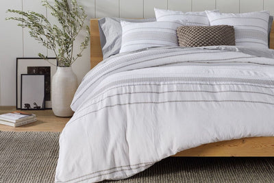 Organic Duvet Covers - Available at Resthouse