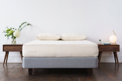 "Studio 10"" Mattress by Obasan - Custom Comfort for All Sleepers"