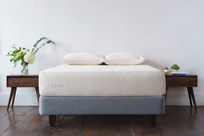 "Obasan Studio 12"" Mattress - Custom Organic Mattress for All Sleepers"