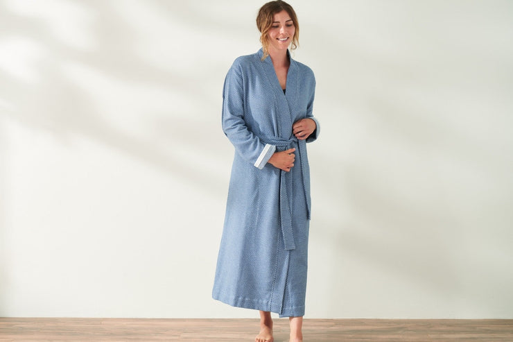 Unisex Organic Bath Robes - Made with 100% Organic Cotton