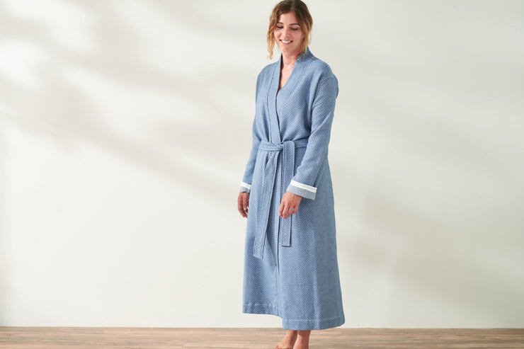 Organic Cotton Robes for Women and Men Edit alt text