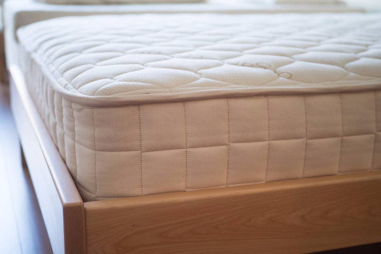 The Verse - Firm support organic Naturepedic mattress available at Resthouse Sleep Solutions