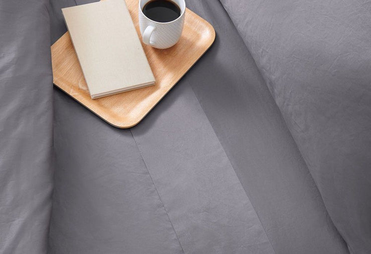 Soft, breathable organic sheet sets by White Terry