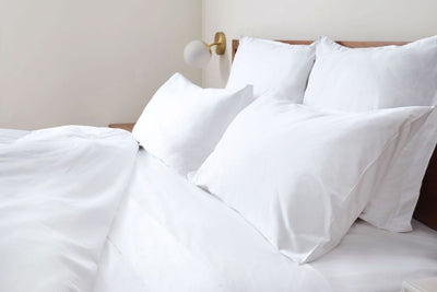 Luxury Organic Pillowcases by If Only Home - 400 Thread Count Pillowcases